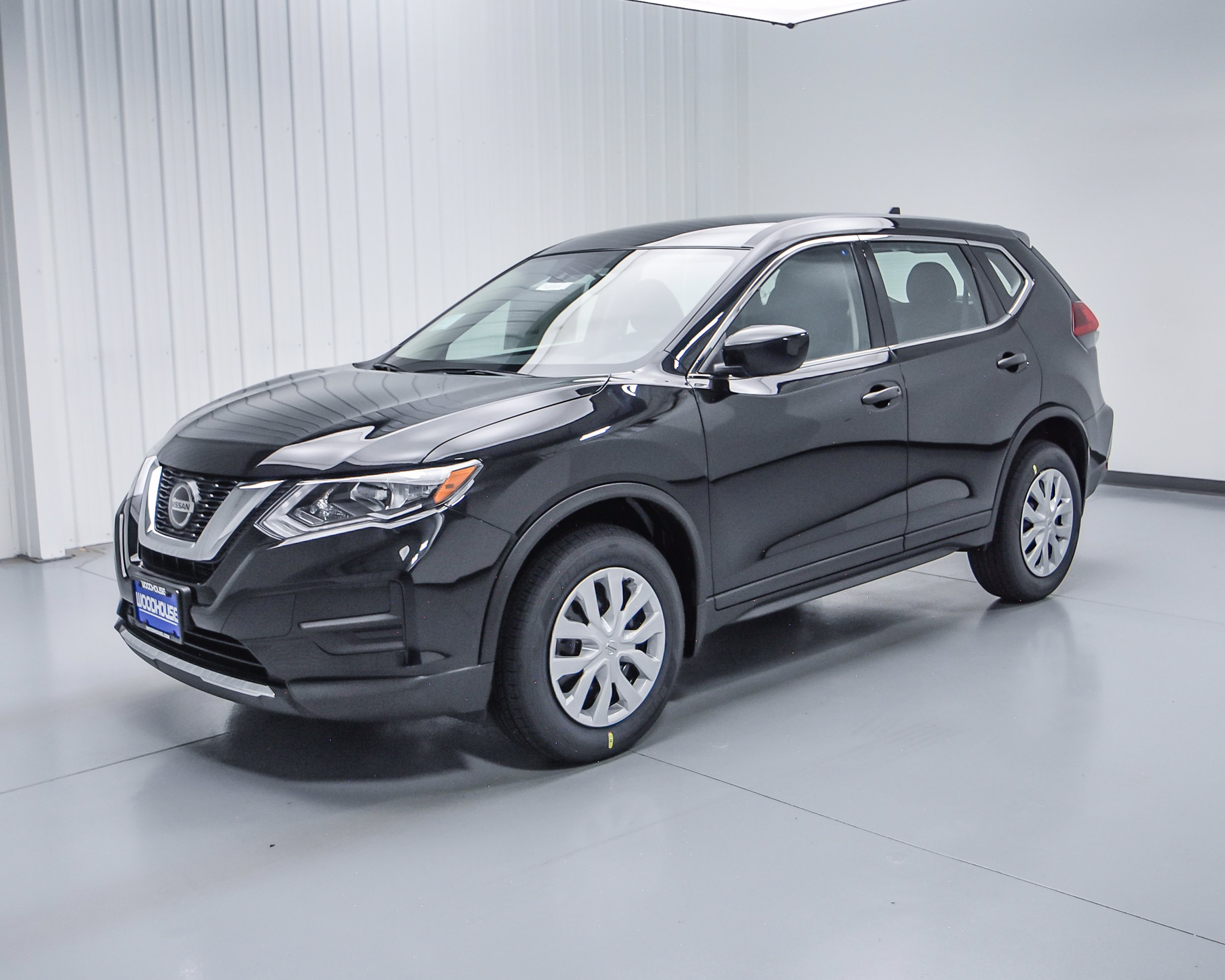 New 2020 Nissan Rogue S AWD Sport Utility