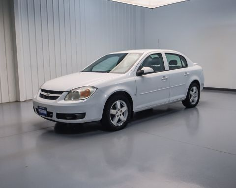 Pre-Owned 2008 Chevrolet Cobalt LT FWD 4dr Car