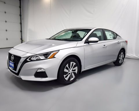 New 2020 Nissan Altima 2.5 S AWD 4dr Car