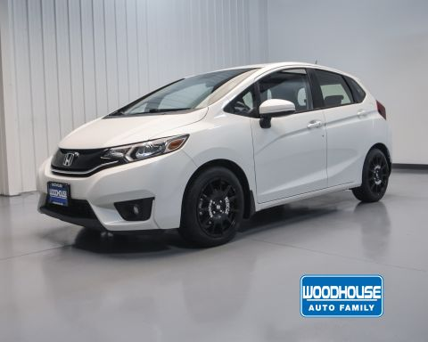 Pre-Owned 2016 Honda Fit EX FWD Hatchback