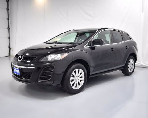 Pre-Owned 2010 Mazda CX-7 Sport FWD Sport Utility