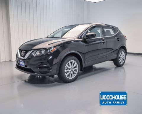 New 2020 Nissan Rogue Sport S AWD Sport Utility