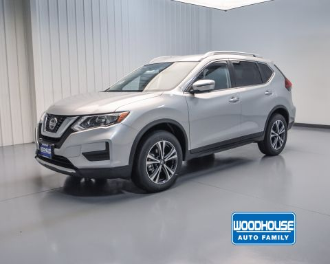 New 2020 Nissan Rogue SV AWD Sport Utility