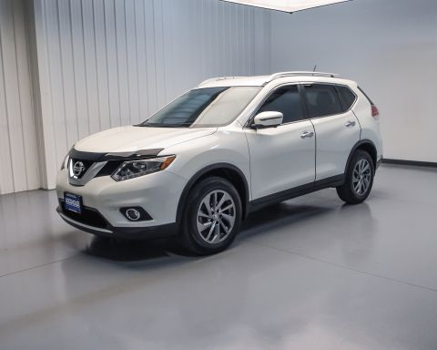 Pre-Owned 2016 Nissan Rogue SL AWD Sport Utility